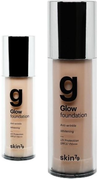 Skin Glow Foundation.