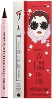 Baviphat Urban Dollkiss City Easy Fixx Pen Liner фото