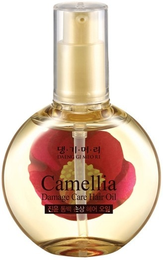 Daeng Gi Meo Ri Camellia Damage Care Hair Oil фото