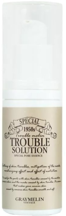 Graymelin Trouble Solution Special Pore Essence фото