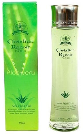 W Clinic Aloe Fresh Skin Christian Renoir