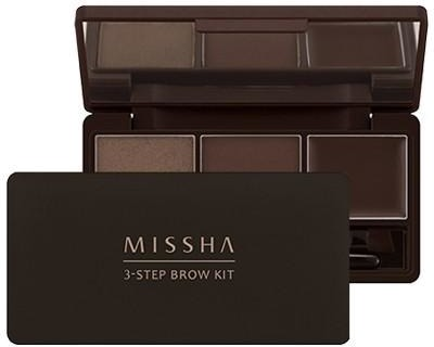 Missha Step Brow Kit