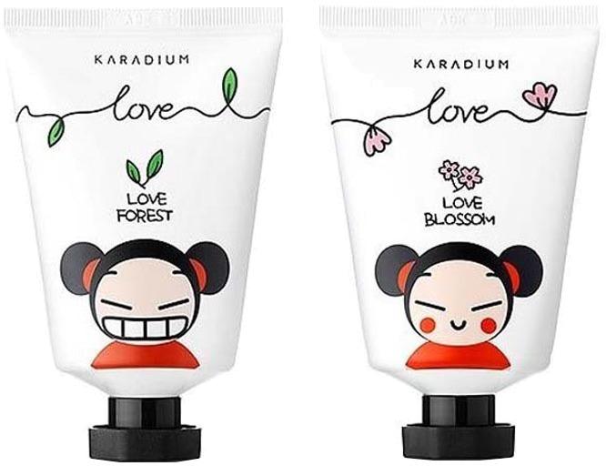 Karadium Soft Hand Cream.