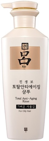 Ryo Jinsenbo Total AntiAging Rinse.