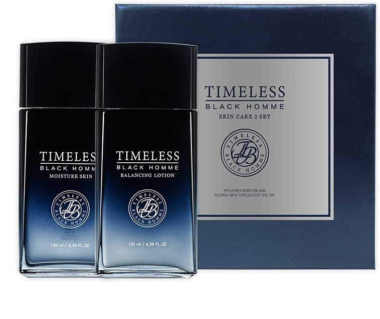 SNP Timeless Black Homme Skin Care Set