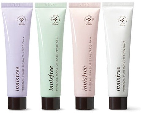 Innisfree Mineral Make Up Base фото