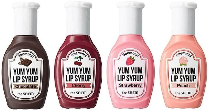 The Saem Saemmul Yum Yum Lip Syrup  - Купить