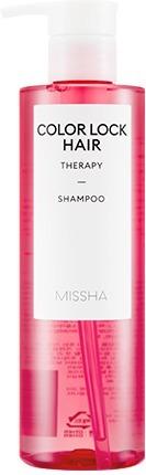 Missha Color Lock Hair Therapy Shampoo фото
