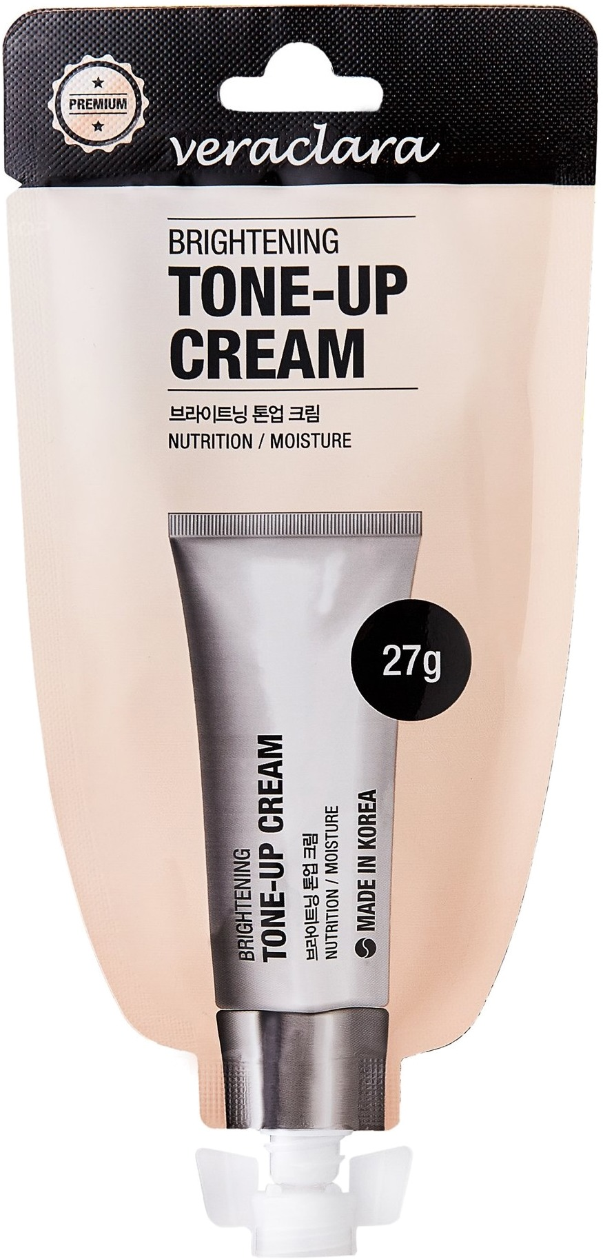 Veraclara Brightening ToneUp Cream фото