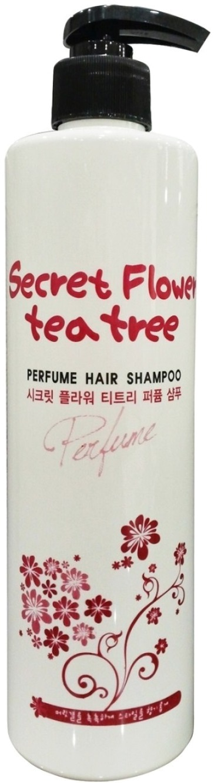 Bosnic Secret Flower Teatree Perfume Shampoo фото