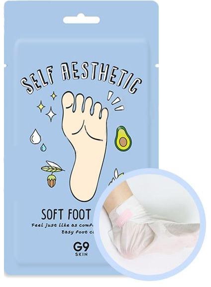 GSkin Self Aesthetic Soft Foot Mask