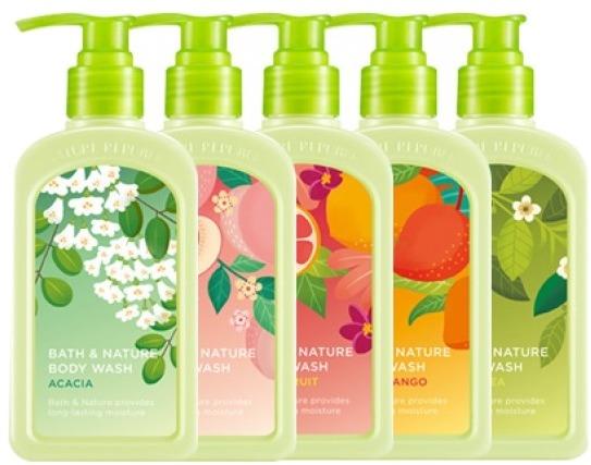 Купить Nature Republic Bath And Nature Body Wash