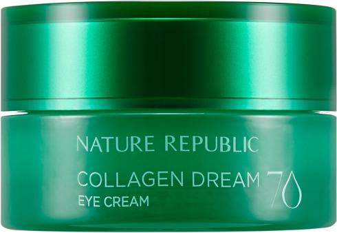Nature Republic Collagen Dream Eye Cream фото