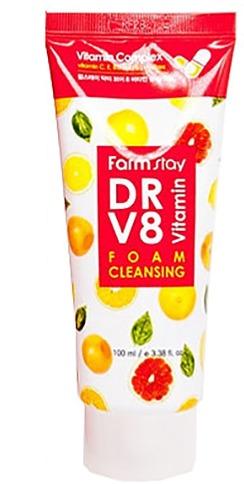 FarmStay Dr V Vitamin Foam Cleansing фото