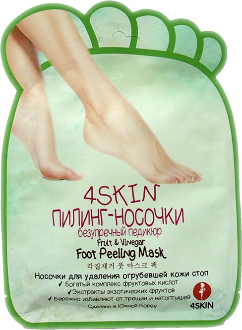 Skin Fruit and Vinegar Foot Peeling Mask