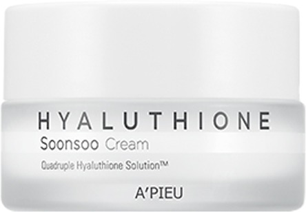 Купить APieu Hyaluthione Soonsoo Cream, A'Pieu