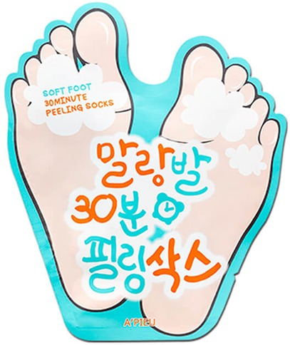 APieu Soft Foot Peeling Socks