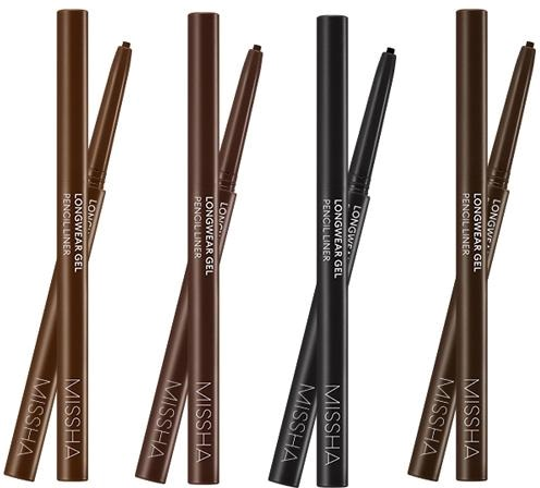 Missha Long Wear Gel Pencil Liner