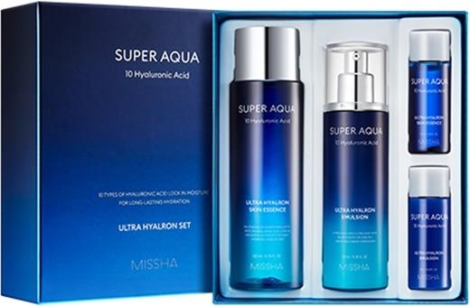 Купить Missha Super Aqua Ultra Hyalron Set I