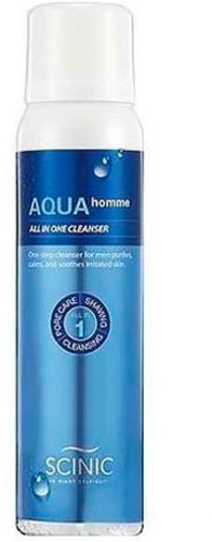 Scinic Aqua Homme All In One Cleanser