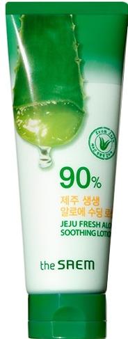The Saem Jeju Fresh Aloe Soothing Lotion фото
