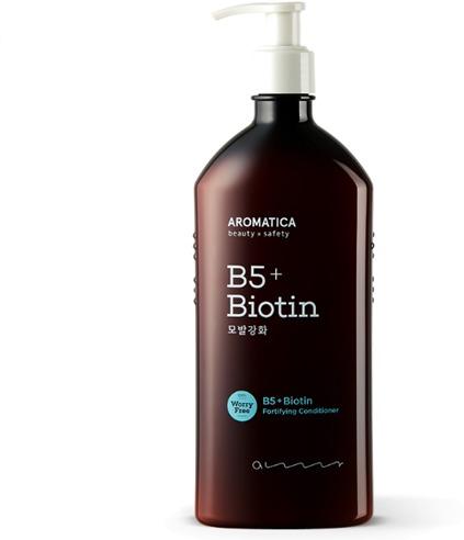 Aromatica B Biotin Fortifying Conditioner фото