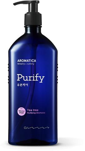 Aromatica Tea Tree Purifying Shampoo фото