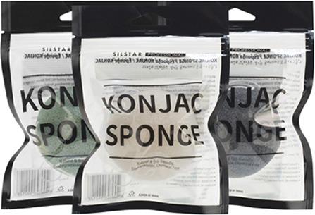 Silstar Konjac Sponge