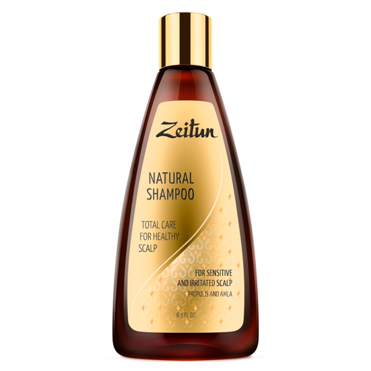 Zeitun Total Care for Healthy Scalp Shampoo for Sensitive and Irritated Scalp фото
