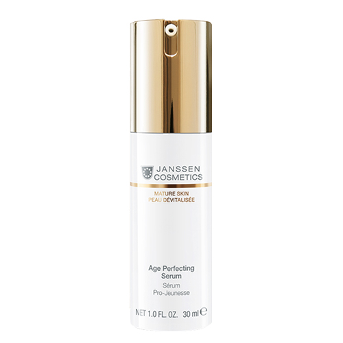 Janssen Cosmetics Mature Skin Age Perfecting Serum фото