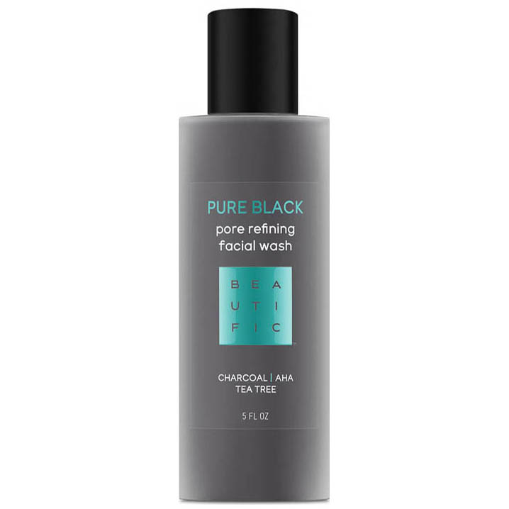 Beautific Pure Black Pore Refining Facial Wash фото