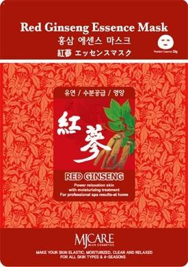 Mijin Cosmetics Red Ginseng Essence Mask.
