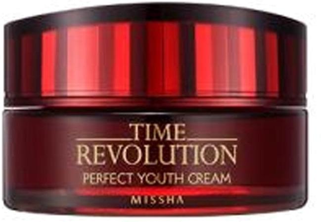 Missha Time Revolution Perfect Youth Cream фото
