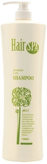 Haken Hair Spa Intensive Care shampoo фото