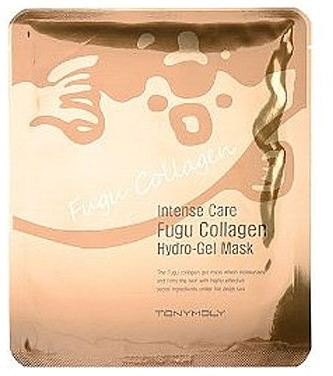 Tony Moly Intense Care Fugu Collagen HydroGel Mask