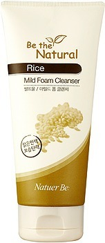 Enprani Natuer Be Rice Mild Foam Cleanser фото