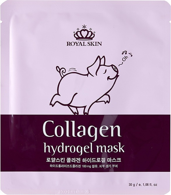 Royal Skin Collagen hydrogel mask