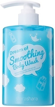 Shara Shara Dream Of Smoothing Body Wash.