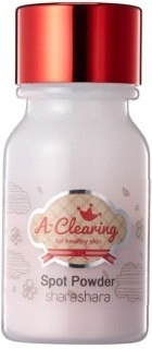 Shara Shara AClearing Spot Powder.