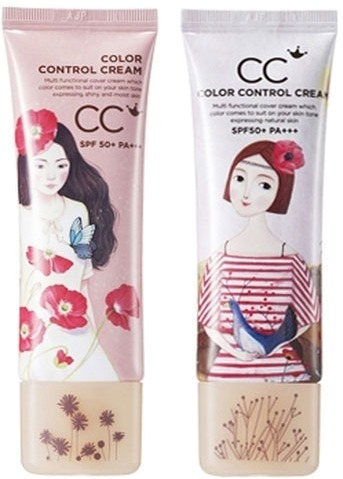 Shara Shara Color Control Cream SPF PA