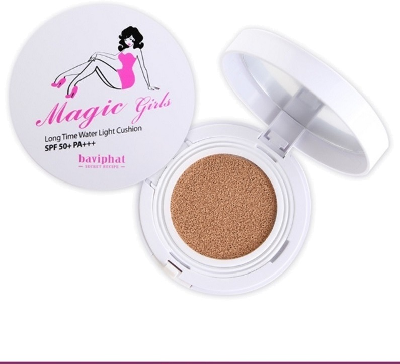 Baviphat Urban Dollkiss Magic Girls Long Time Water light Cushion SPF