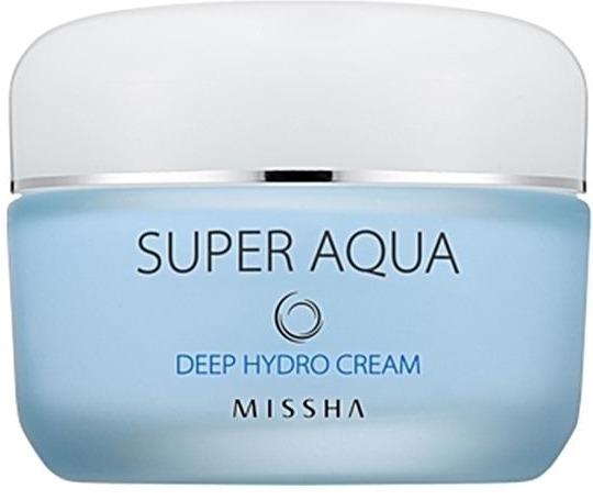Missha Super Aqua Deep Hydro Cream фото