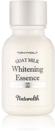 Tony Moly Naturalth Goat Milk Whitening Essence фото