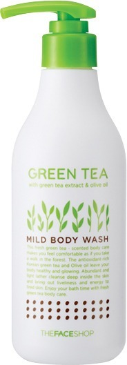 The Face Shop Green Tea Mild Body