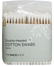 The Face Shop Daily Beauty Tools Cotton Swabs   pcs