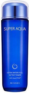 Missha Super Aqua Ultra WaterFull Active Toner фото