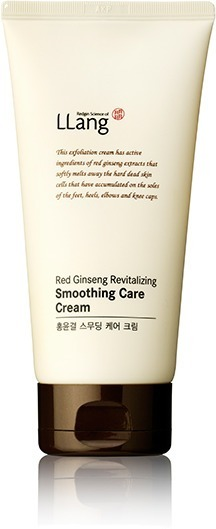 Llang Red Ginseng Revitalizing Smoothing Care Cream.
