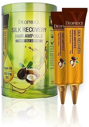 Deoproce Silk Recovery Hair Ampoule