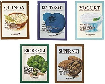 Skinfood Everyday Yogurt Mask Sheet фото