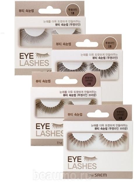 The Saem Eyelash Clear